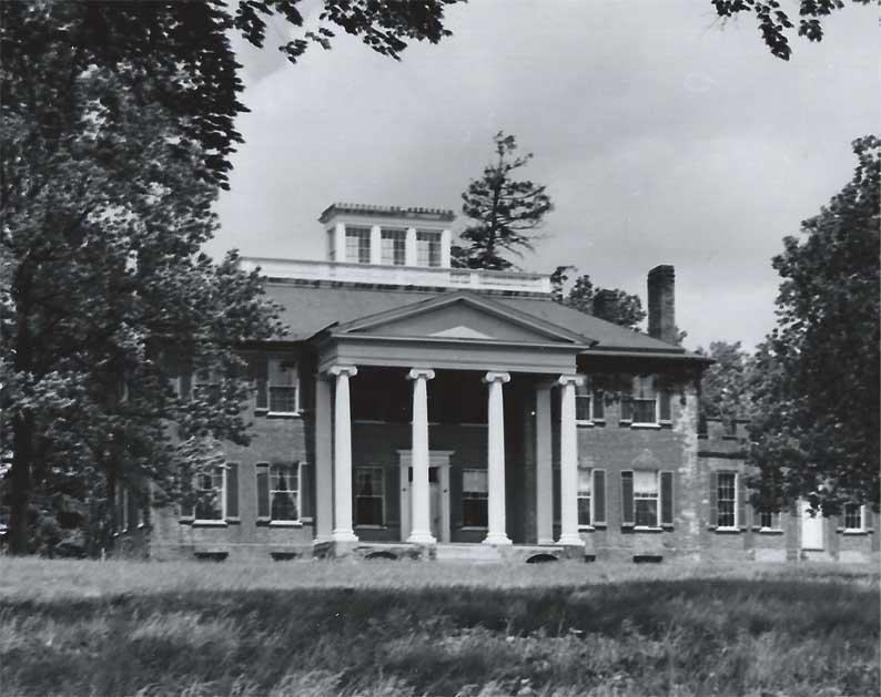 Historic Long Branch - history
