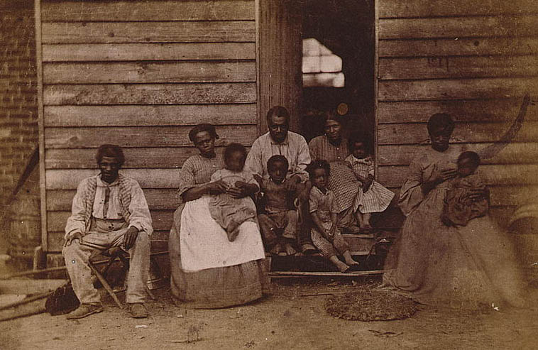 Long Branch Historic House And Farm Enslaved Workers
