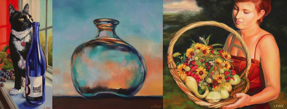 Extended through November: Special Fine Art Exhibition by Leanne Fink