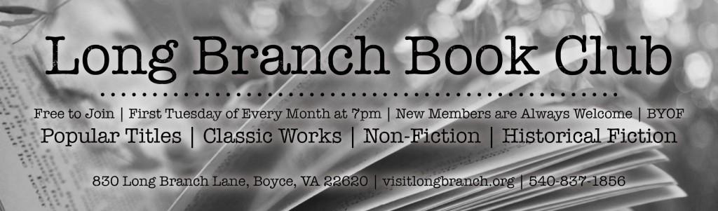 Long Branch Plantation Book Club