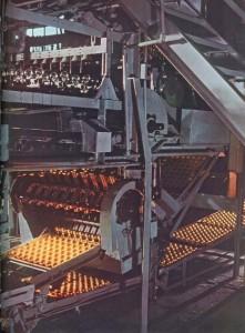 Corning Glass Ribbon Machine