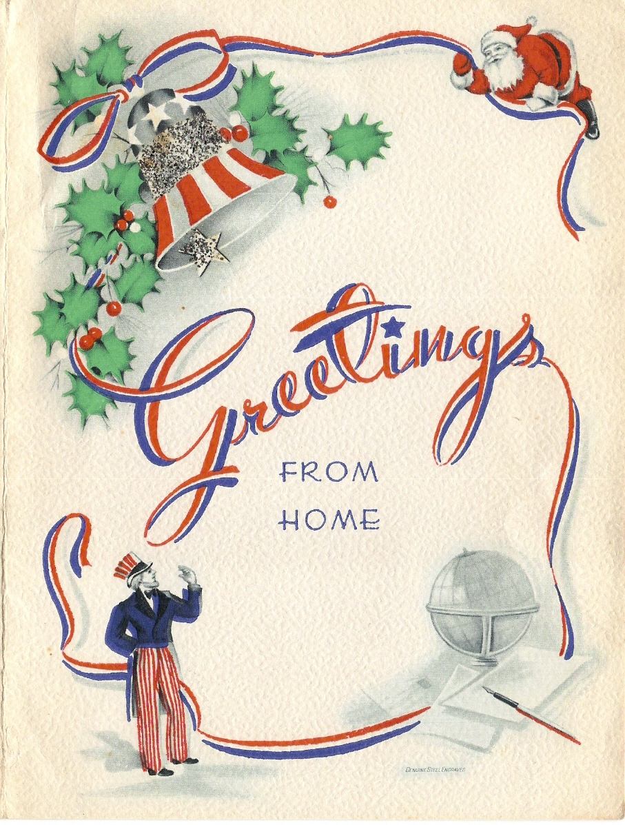 Christmas Decorations During Ww2 : Long branch historic house and farm exhibitions