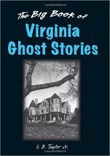 Book of Virginia Ghost Stories