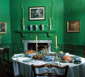 Mount Vernon Dining Room (Courtesy Mount Vernon)