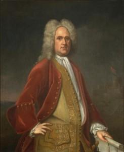 Lieutenant Governor Lt. Col. Alexander Spotswood (1710–1722)