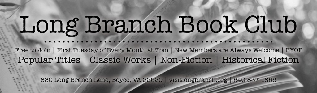 Long Branch Plantation Book Club